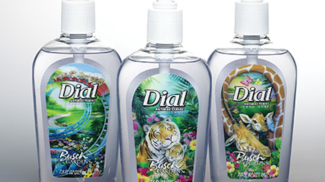Dial Ratchets Up Liquid Soap Packaging Packaging World