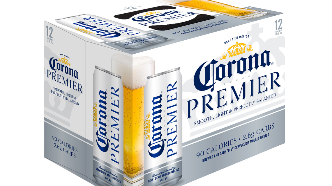 Better For You Beer Gets Premium Positioning Packaging World