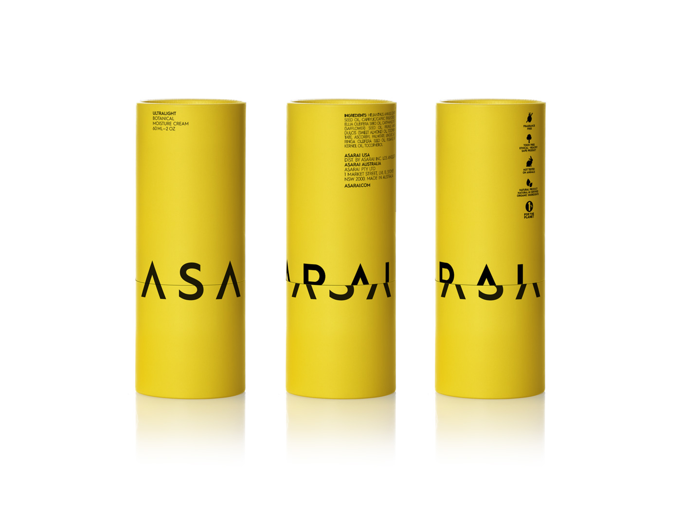 Road Signs Inspire Bold Package Designs Packaging World