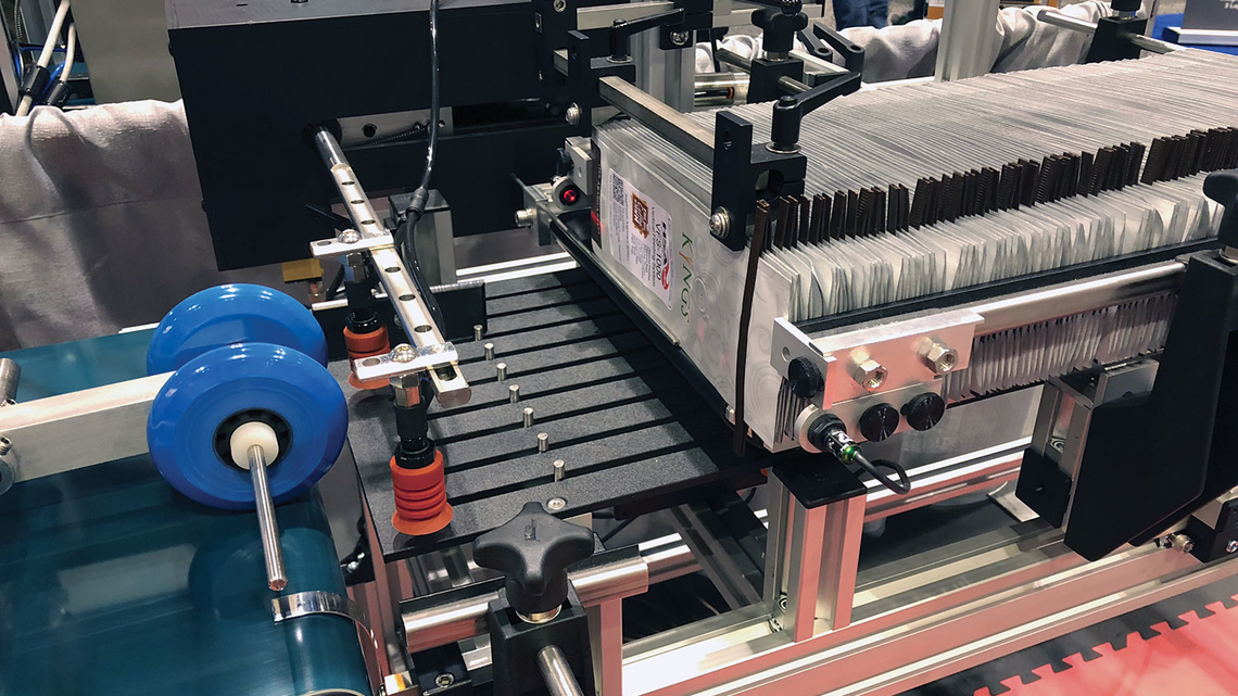 PACK EXPO International 2018 Innovations Report: Machinery
