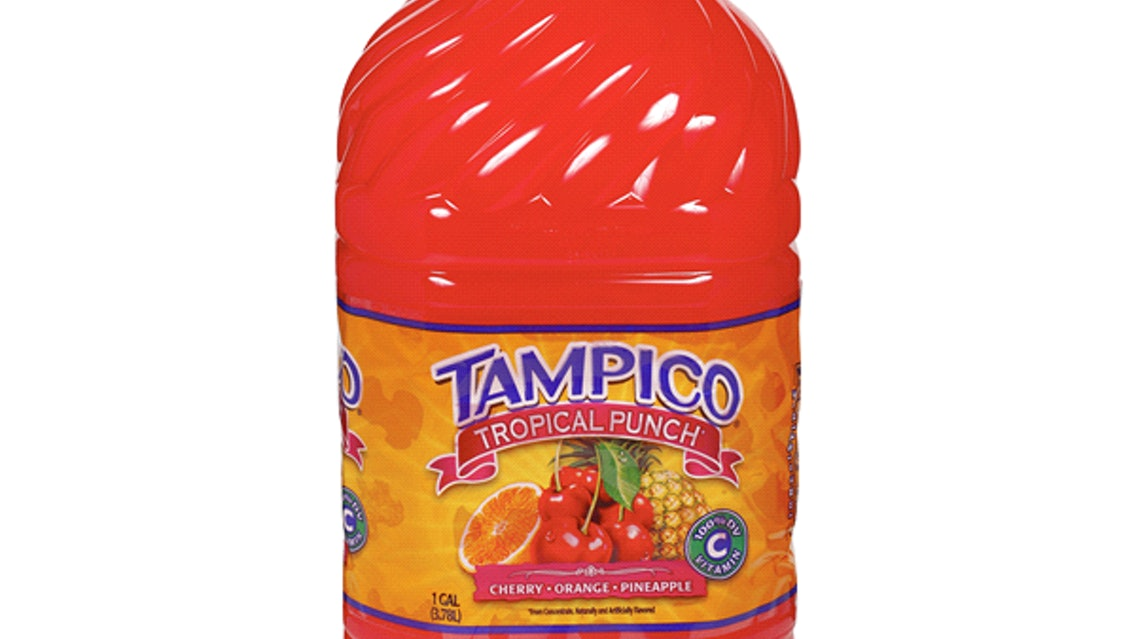 Tampico Graphics Get Some Punch With Redesign Packaging World