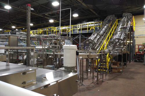City Brewery upgraded two existing canning lines and installed a third canning line at its Latrobe, Penn., plant, boosting its production capacity to 48 million cases annually.