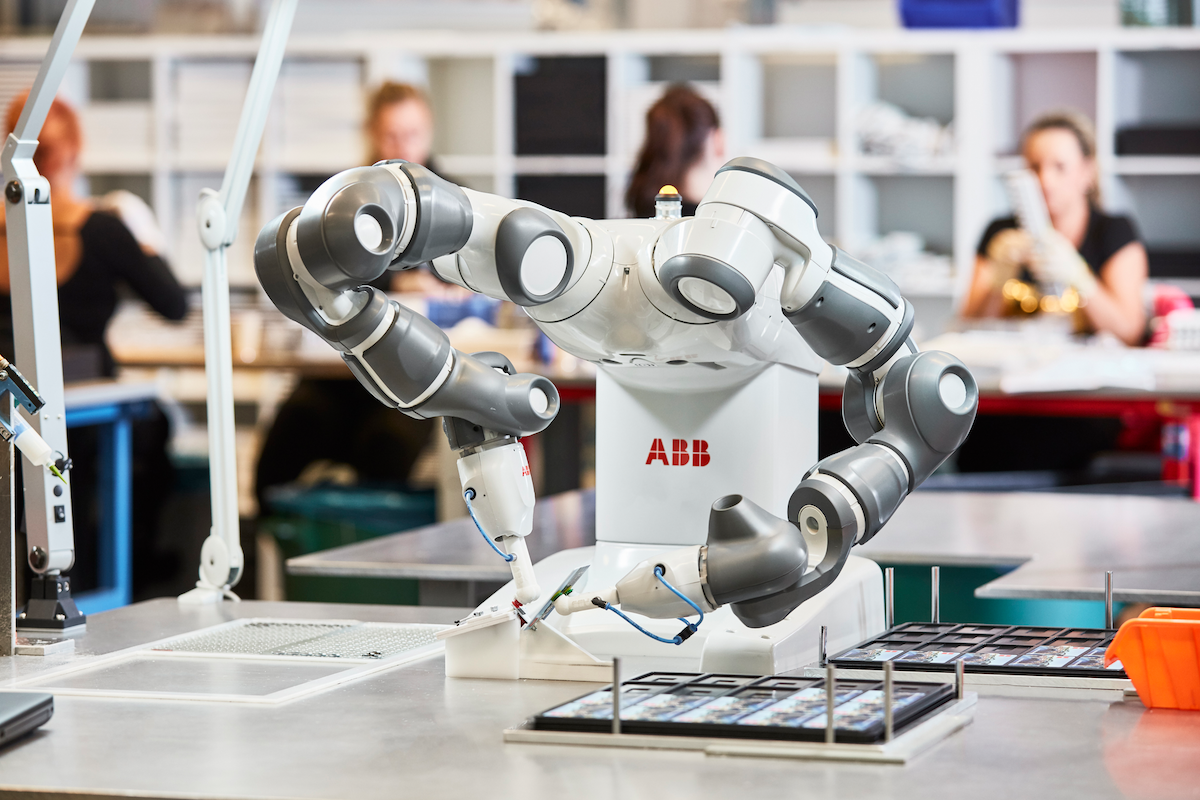 Collaborative Robots Expand In Scope Packaging World
